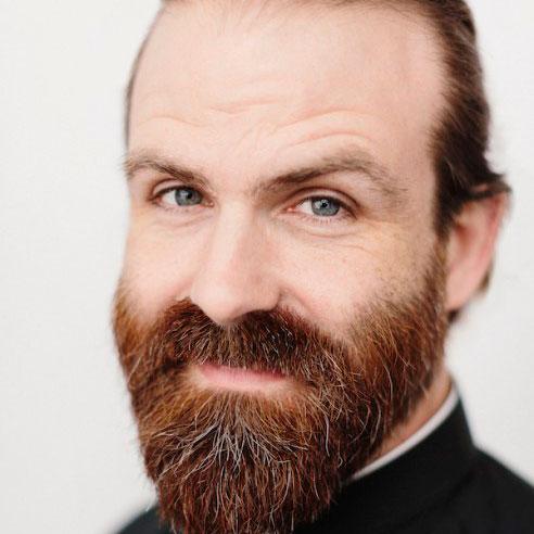 Tony Bleything, pastor