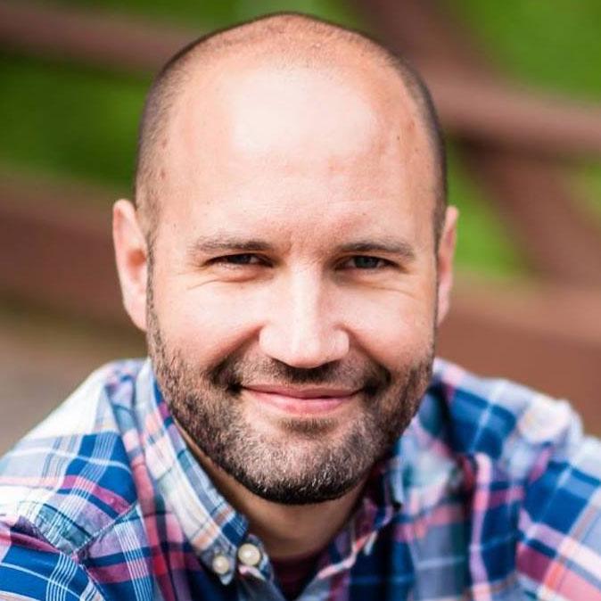 Bryan Marvel, Senior Pastor, Meadowbrook Church