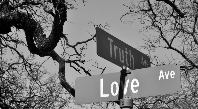 Let's Stop Trying to Balance Love and Truth