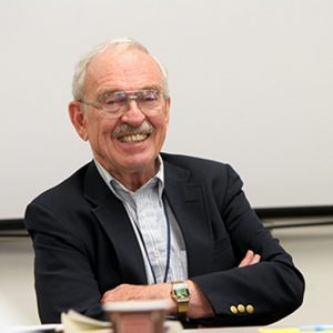 Stoking an Imagination For Nonviolence with Ron Sider